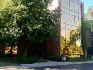 Our office is located in Building B